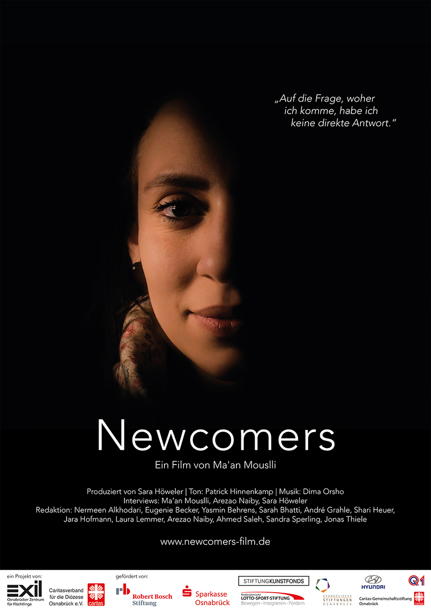 premiere Film & Gespräch: Newcomers